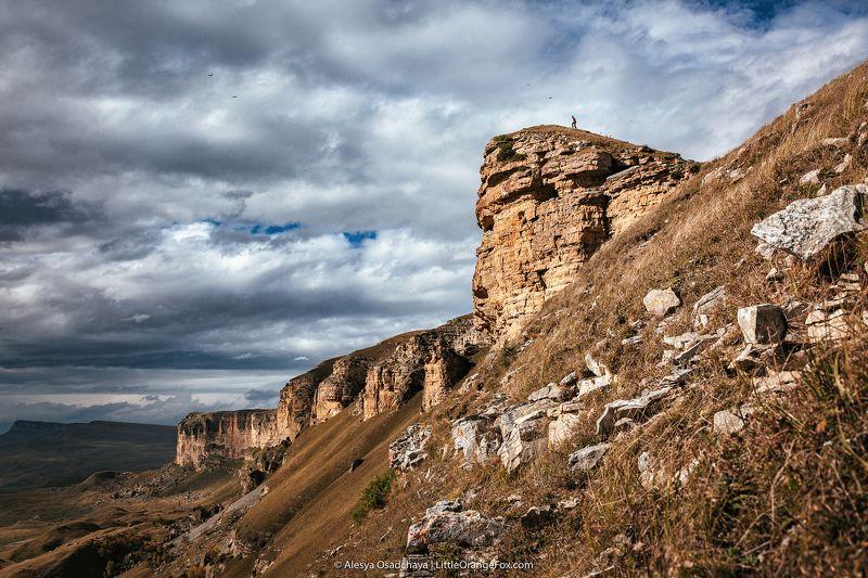 кавказ, горы, осень, треккинг, гумбаши На пути к вершинеphoto preview