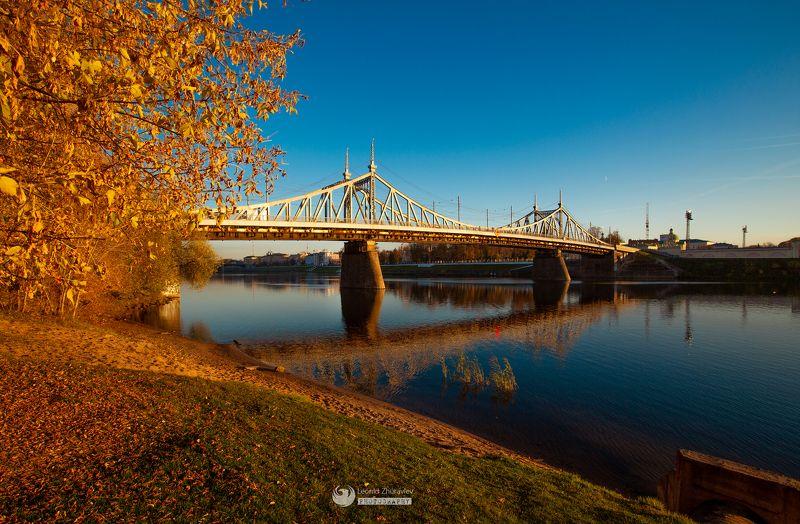 Староволжский мостphoto preview