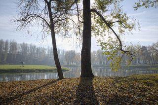 Осень в парке 3
