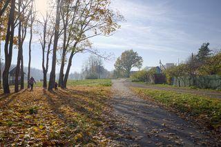 Осень в парке 5