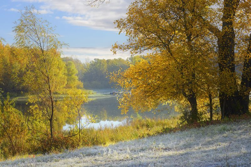 Осень на Луке.photo preview