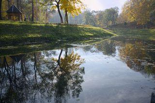 Осень в парке 8