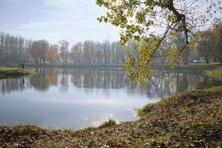 Осень в парке 7