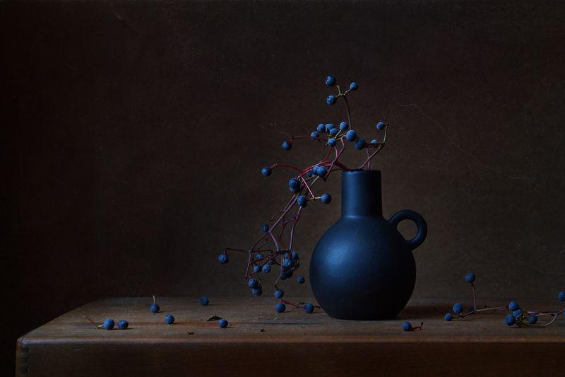 натюрморт, девичий виноград Девичий виноградphoto preview