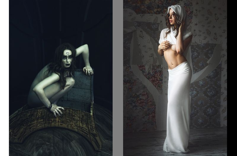 ANGELS and DEMONS are inside each of us... photo preview