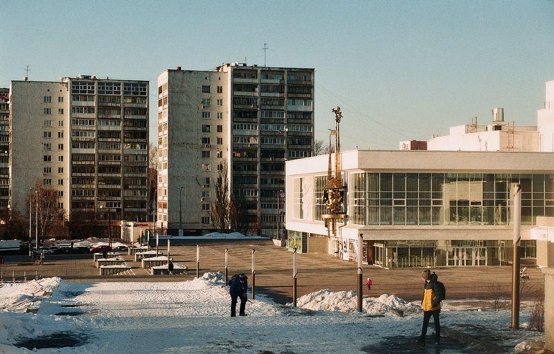 пленка, Екатеринбург, Olympus, fuji, Тюз, городской пейзаж,  Екатеринбург.photo preview