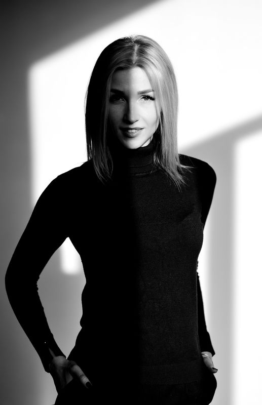 девушка,портрет,студия,чёрно-белое Татьяна Ларинаphoto preview
