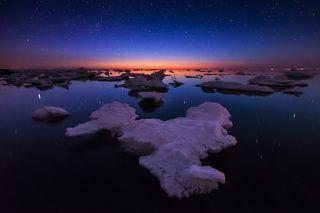 Звезды и морские льды