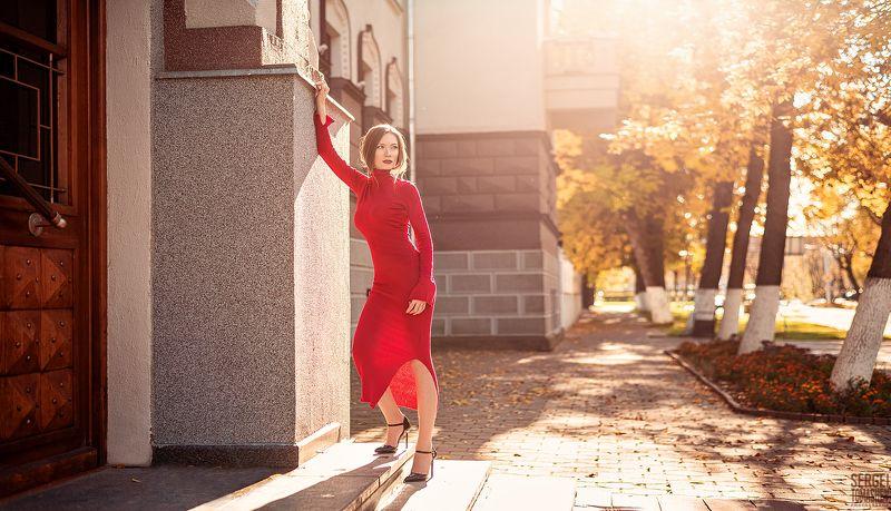 портрет, лето, модель Ладаphoto preview