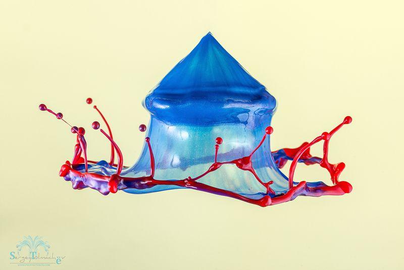капли, жидкость, макро, арт, всплеск, сергейтолмачев, liquidart, art, liquid Перевернутое сознаниеphoto preview