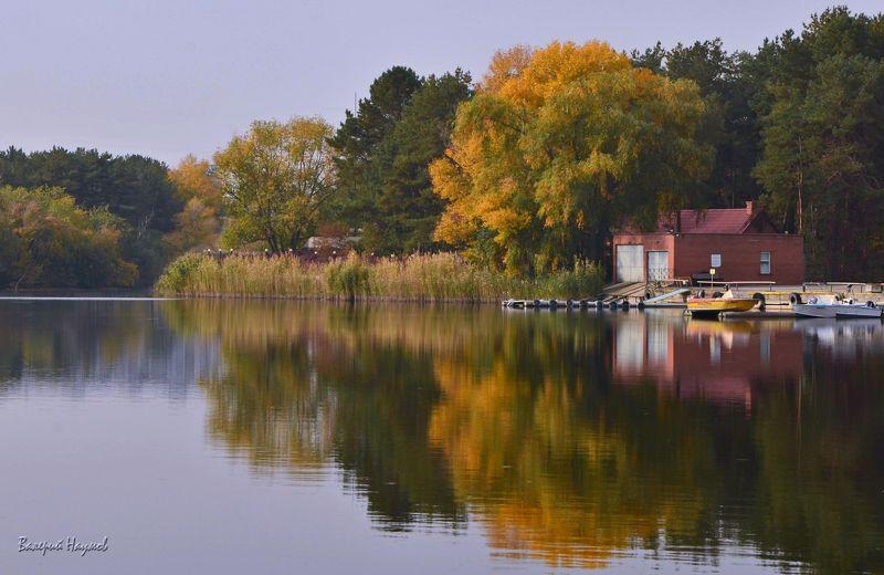 осень, октябрь, тишина Осенний блюзphoto preview