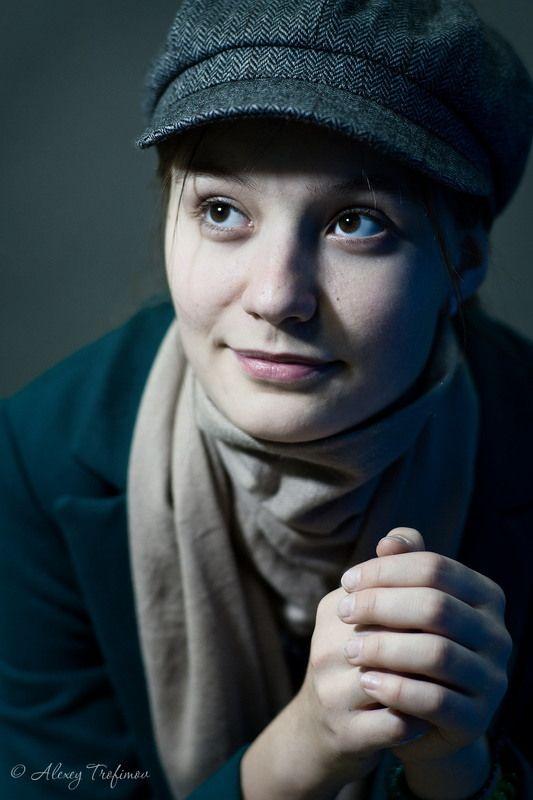 Портрет иркутянкиphoto preview