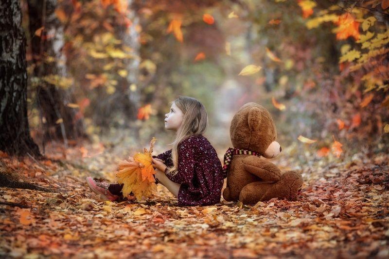 Уходит осень ...photo preview
