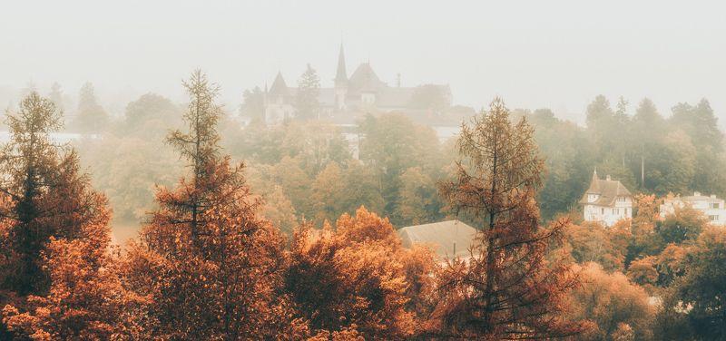 Швейцарская осень..photo preview