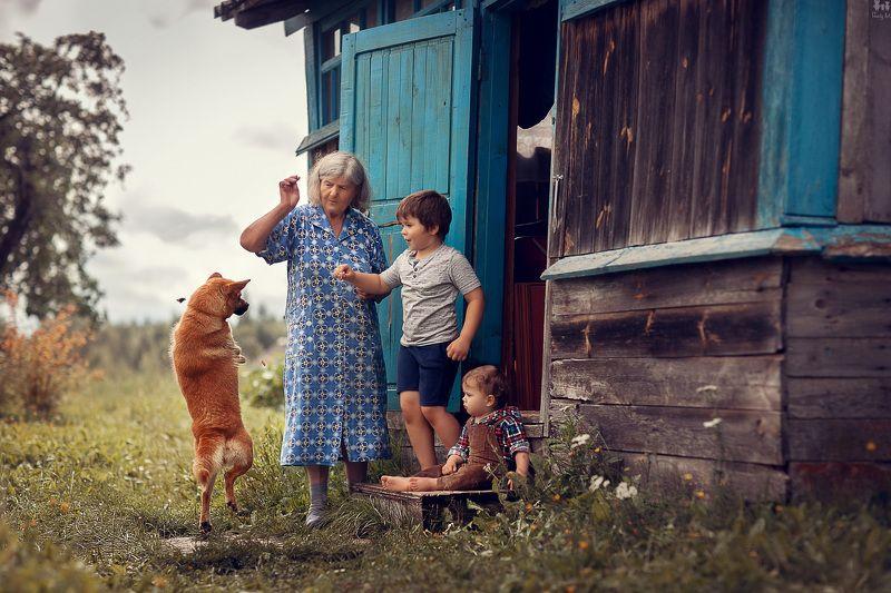 У бабушкиphoto preview