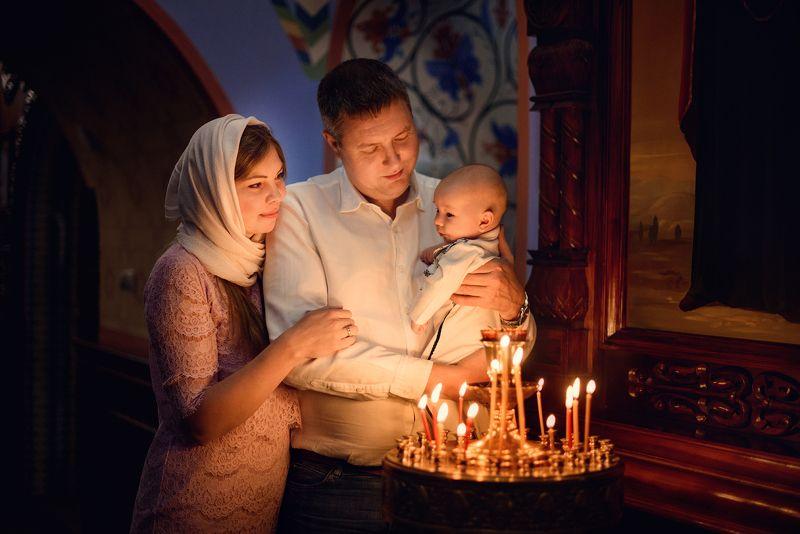 Крещение Федораphoto preview