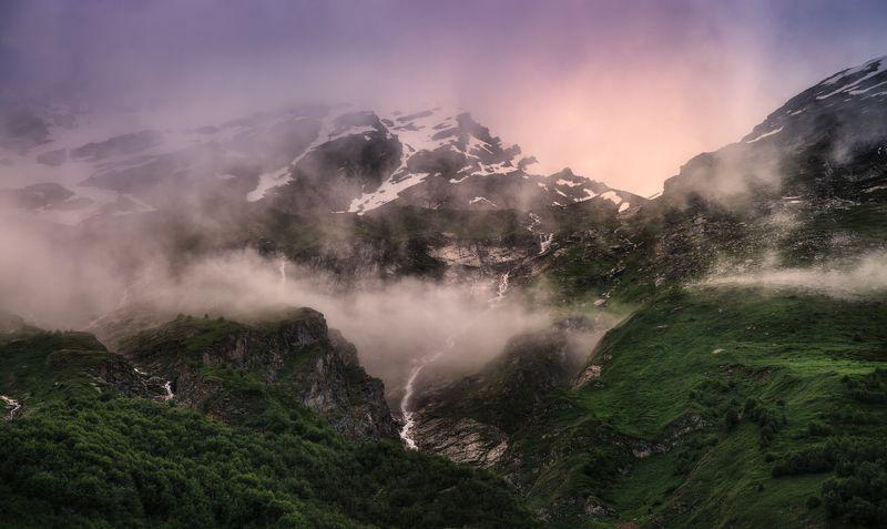 приэльбрусье, чегет, баксанское ущелье Очарование Чегетаphoto preview
