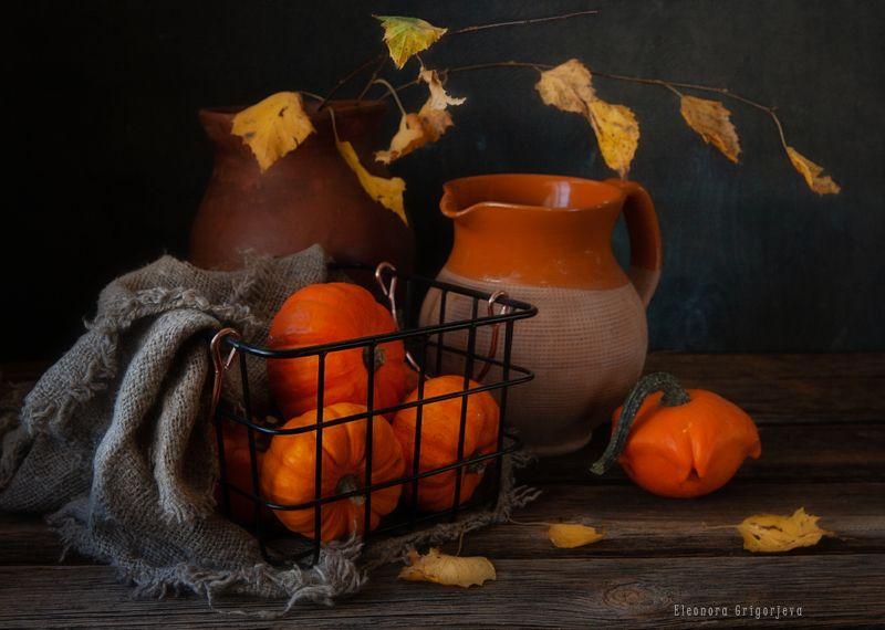 Осенняя тыквеннаяphoto preview