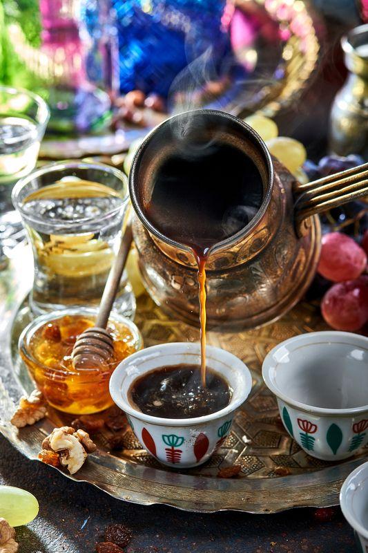 food, coffe,Ukraine, Lviv Восточная сказкаphoto preview