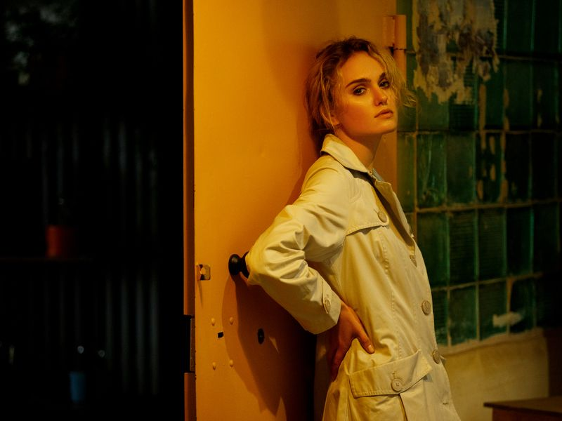 тюмень, портрет, алекс бонд, кира найтли Иринаphoto preview