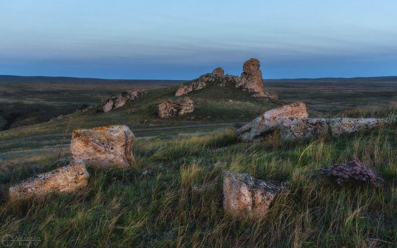 Крымская степь...photo preview