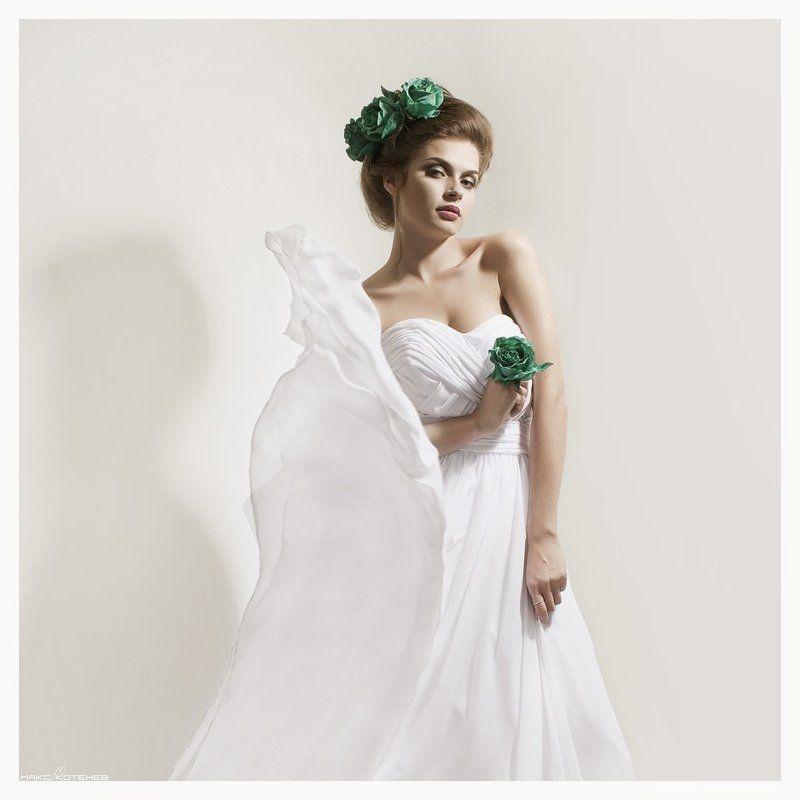 невеста, студия ***photo preview