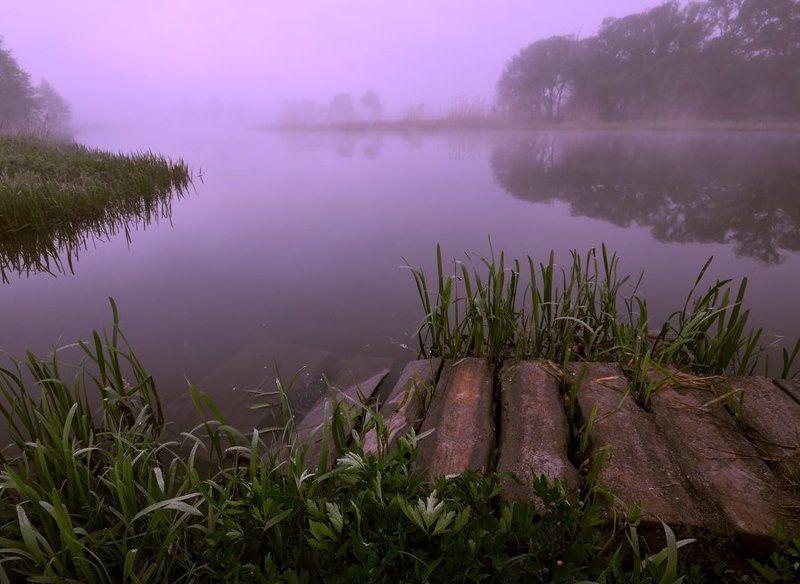 пейзаж, природа старый мостокphoto preview