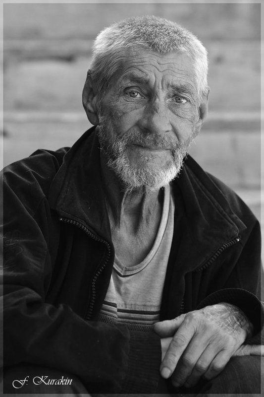 Старый сиделец...photo preview