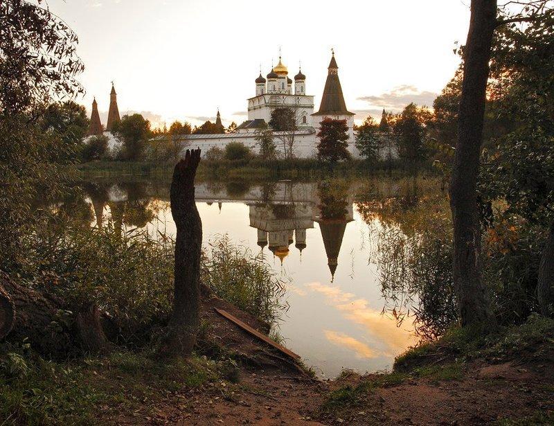 иосифо-волоцкий, монастырь ***photo preview