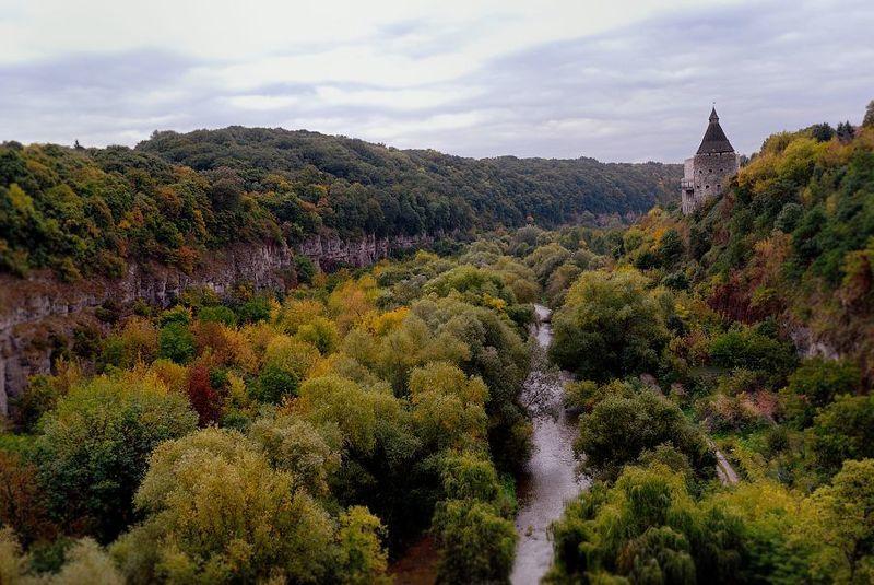 каменец-подольский, осень ***photo preview