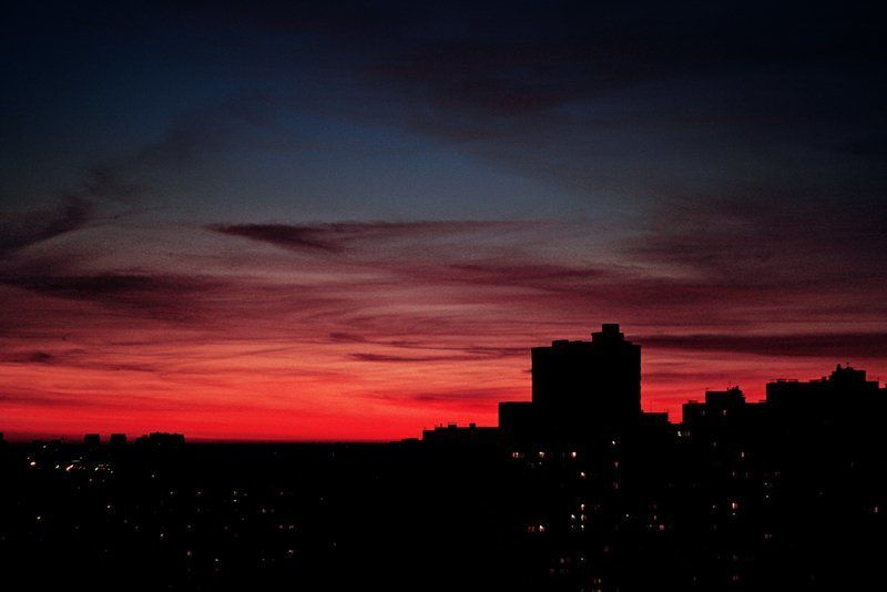 город Московский закатphoto preview