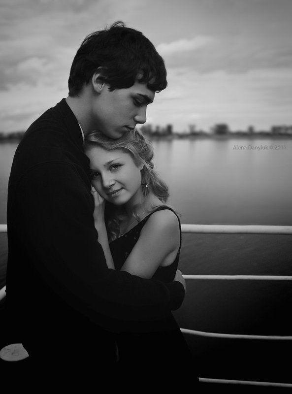 а ты просто обними меня и закрой глаза... к сердцу прижми...photo preview