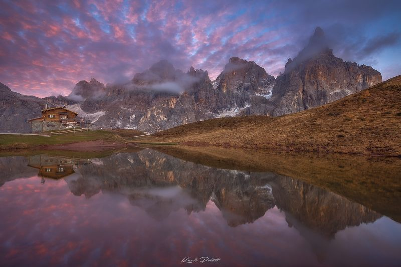 Passo Rolle moodphoto preview