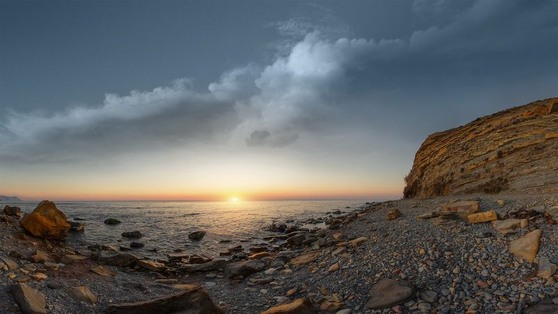 Морской берег в г. Анапаphoto preview