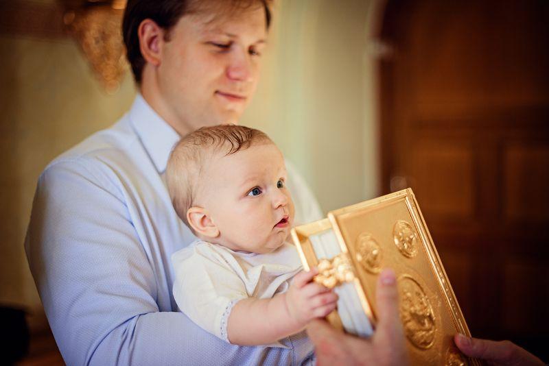 Крещение Даниилаphoto preview