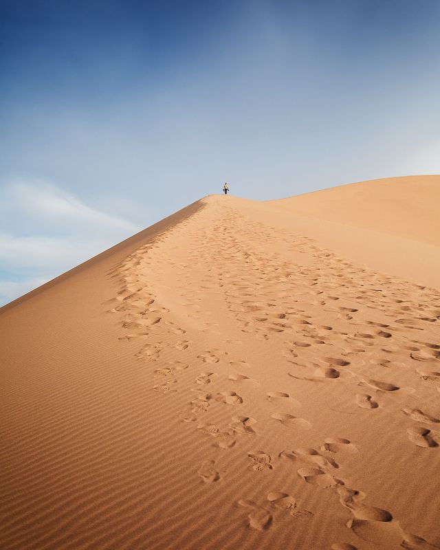 Казахстан Алтын-Эмель Canon Поющий барханphoto preview