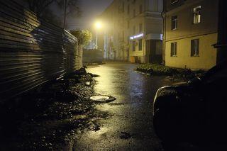Туманный вечер 8