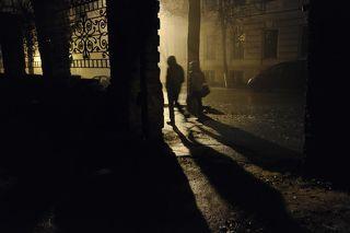 Туманный вечер 9