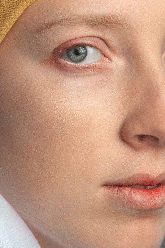 портрет, воронеж, фотостудия, zm, классика, пастель, желтый Вспоминаем Вермеераphoto preview