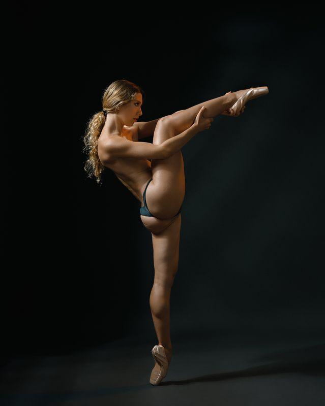 ballerina, dancer, model, woman, female, body Annaphoto preview