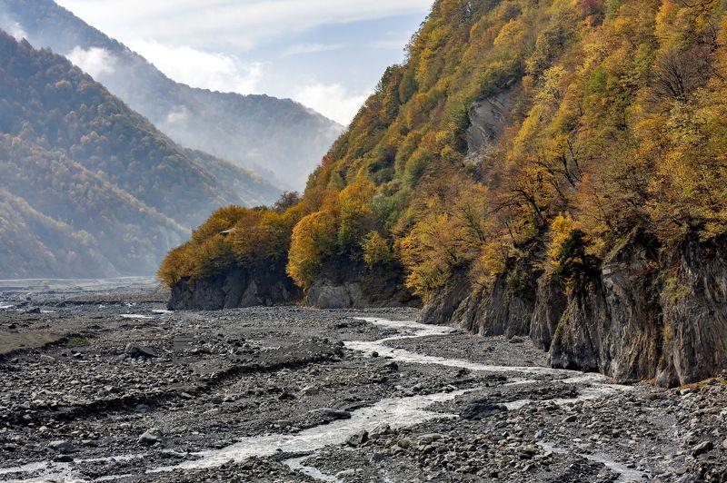 Осень Кавказ Азербайджанphoto preview