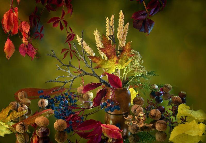 Осенний микс photo preview