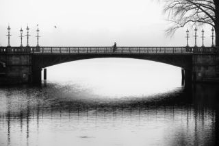 Schwanenwik Brücke