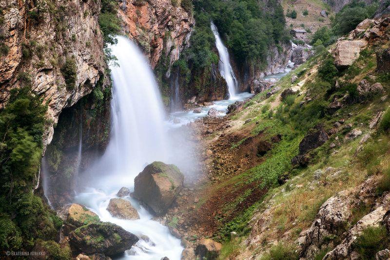 Водопады Капузбашиphoto preview
