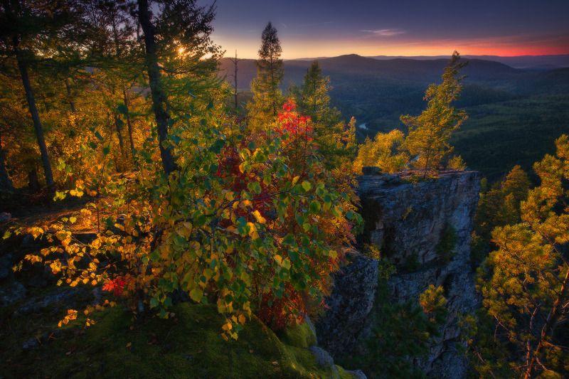 урал, горы, айгир, караташ Сентябрьский Айгирphoto preview