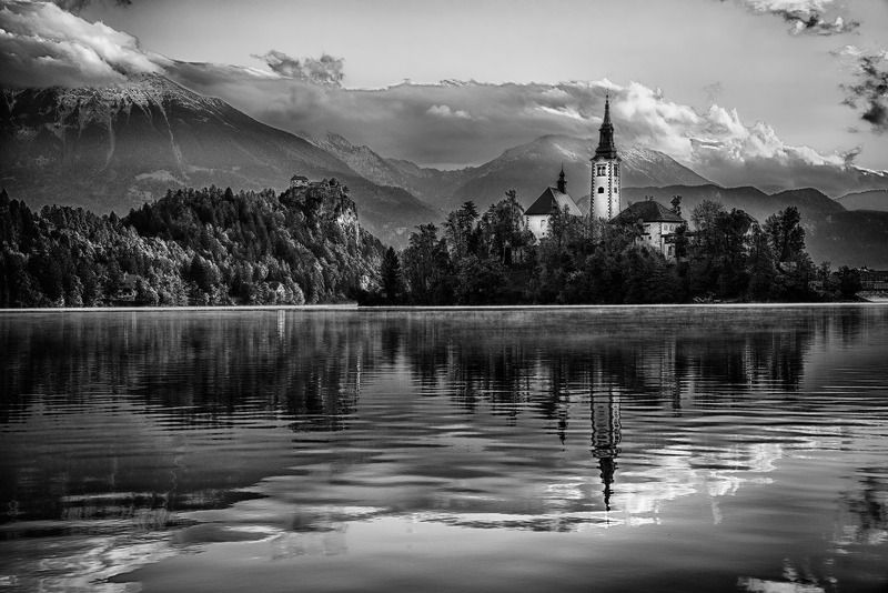 bled, slovenia ***photo preview