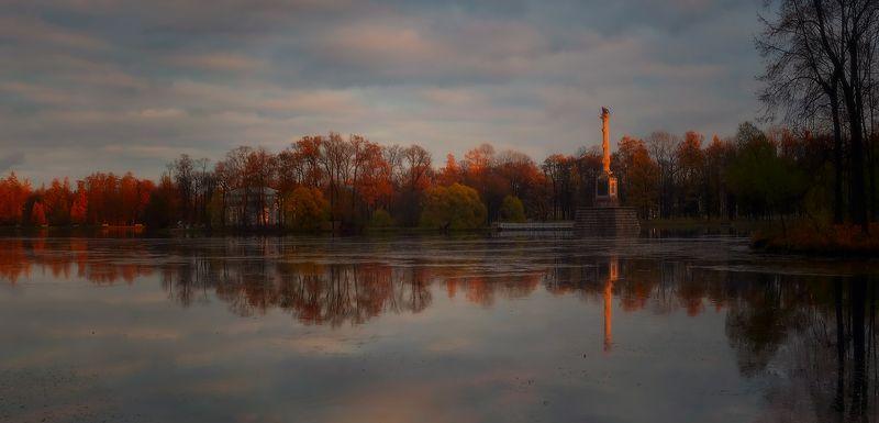 питер, пушкин, царскоесело, царское Поздняя осень . . .photo preview