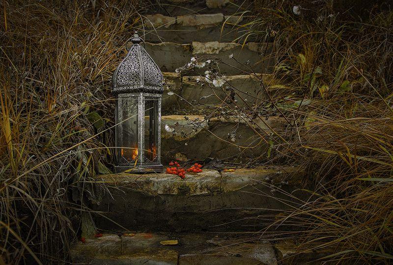 Осенний меланжphoto preview