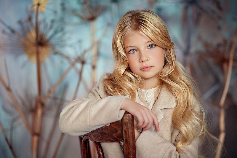 девочка портрет Ульянаphoto preview