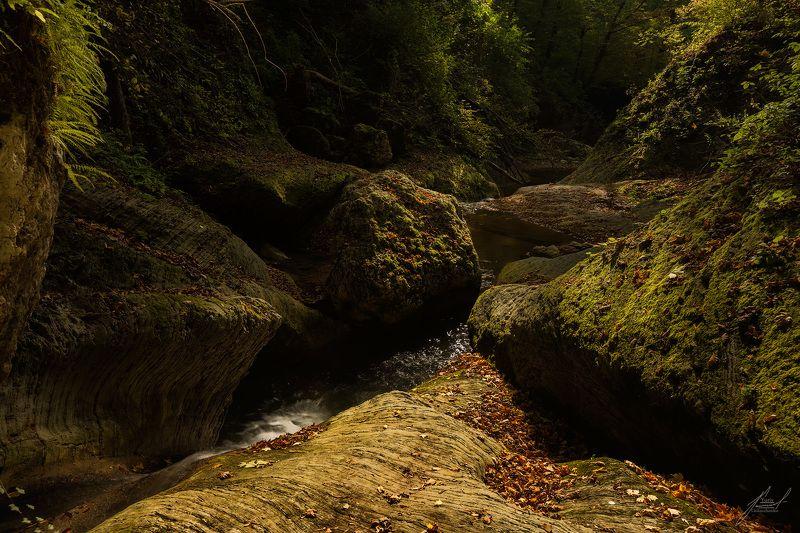 Ущелье реки Мишокоphoto preview